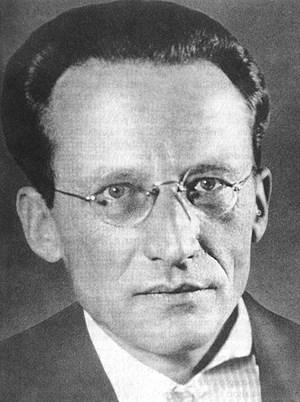 Schrödingers Arbeiten zur Quantenmechanik machten ihn in der physikalischen Welt mit einem Schlag berühmt.