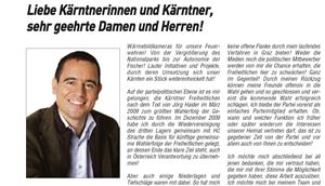 """Der """"offene Brief"""" von Uwe Scheuch."""