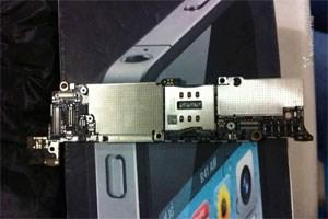 Im chinesischen Forum WeiPhone sind angeblich Fotos des iPhone5-Motherboards aufgetaucht.