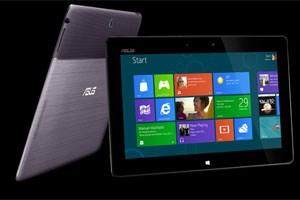 Das Asus Tablet 600 kommt als eines der ersten Tablets mit Windows RT auf den Markt.