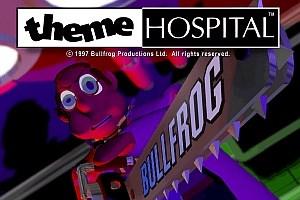 """""""Theme Hospital"""" (1997) bescherte dem Spieler unterhaltsam-hektische Stunden im Krankenhaus."""