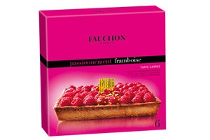 Tarte Framboise, Fauchon, EURO 16,90 / 6 Portionen bei:Selection NeubauerPorzellangasse 501090 Wien