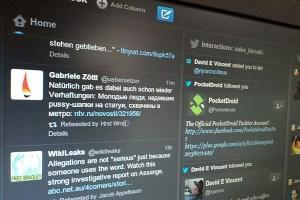Keine größeren Probleme sind durch die neuen Regeln für Tweetdeck zu erwarten - gehört der Client doch mittlerweile Twitter selbst.