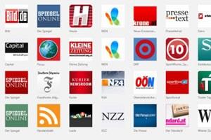 """Österreich-News: """"Bild"""", """"Spiegel"""", """"Capital"""" vorn"""