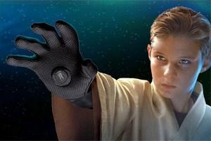 """Der """"Force Glove"""" arbeitet mit Magneten und soll den Eindruck von """"magischer Bewegung"""" erwecken"""