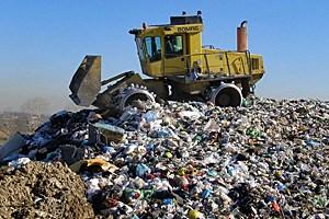 Die 1985 angelegte Deponie in Malagrotta ist die größte Müllkippe Europas.