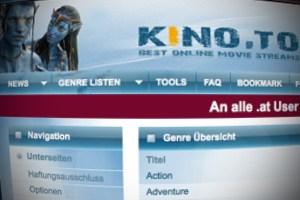 Link-Sammlungen wie die abgeschaltete Seite Kino.to sind RapidShare ein Dorn im Auge.