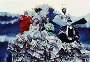"""Ein """"Triumphzug mit großem Gefolge"""": """"Superbia - Der Stolz"""" (1986) von Ulrike Ottinger."""