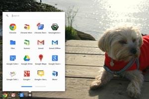 Schönerer Desktop: Update erlaubt eigene Hintergrundbilder.