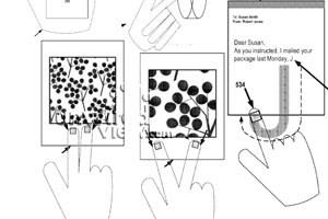 """Smart Gloves: Könnten Erweiterung für """"Project Glass"""" werden."""