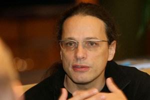 Gerfried Stocker sucht nach zukunftsfähigen Bildern.