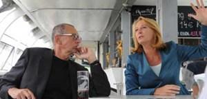 """Mobilität habe auch eine """"soziale Funktion"""", sagt Ministerin Doris Bures (SPÖ). Autofahren könne aber wieder zum Privileg werden, warnt Philosoph Konrad Paul Liessmann."""