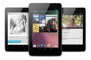 Googles Nexus 7 - ab sofort auch in Deutschland erhältlich. Österreich muss hingegen weiter warten.