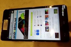 AndroidMX veröffentlicht erste Bilder zum Optimus G/LG-E973.