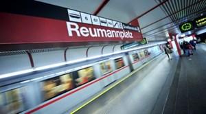 Die Station Reumannplatz ist von der Innenstadt aus nun wieder mit der U1 erreichbar. Bilder vom Abschluss der Bauarbeiten gibt es hier.