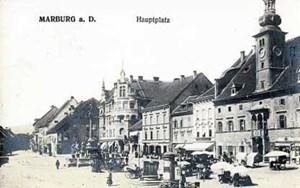 ...und jener von Maribor wenig früher, im Jahr 1912.