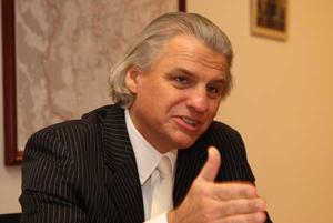 UPC-Geschäftsführer Thomas Hinze