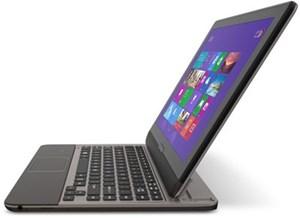Das Satellite U920t kann als Tablet oder Ultrabook eingesetzt werden.