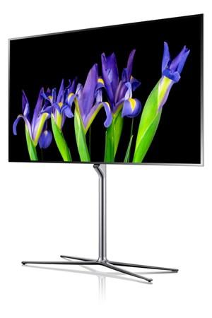 Der ES9500 OLED TV mit 55 Zoll Bilddiagonale