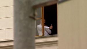 Peng. Am Tag der Freisprüche gegen die 13 Tierschützer ließ sich ein Staatsanwalt zu dieser Schießgeste hinreißen. Ein ORF-Kamerateam filmte mit, jetzt ermittelt die Justiz