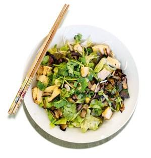 Unkomplizierte vietnamesische Küche mit richtig frischen Zutaten.