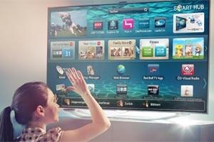 Samsung Smart TV: Bald auch mit Google TV.