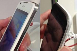 Bei Design und Basis-Ausstattung ähnlichen sich beide Geräte. Das Acer-Modell (links) kann optional mit Dual-SIM gewählt werden.