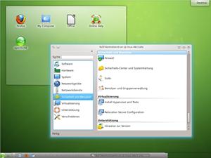 Eine der traditionellen Stärken von openSUSE / SUSE stellt das mächtige Administrationstool Yast dar - zumindest für alle, die nicht lieber gleich zur Kommandozeile greifen.