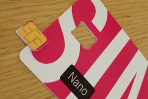 Künftig werden alle Handys Nano-SIM-Karten nutzen.