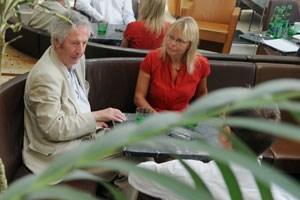 """Autor Alfred Komarek wünscht sich einen neuen Jugendgerichtshof. """"Das ist nicht geplant"""", sagt Ministerin Beatrix Karl."""