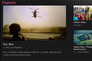 Die Inhalte der iPlayer-Videothek können nun gratis auf iPhone und iPad geladen werden