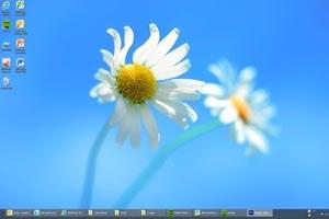 """RetroUI"" bringt einen Teil des ""Desktop-Feelings"" zurück."
