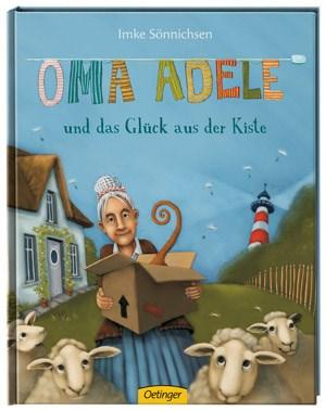 """""""Oma Adele und das Glück aus der Kiste"""", für Kinder ab vier Jahren geeignet."""