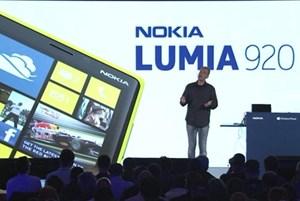 Mit dem Lumia 920 will Nokia ins Comeback starten.
