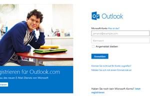"""Menschen mit einem """"Führer"""" im Namen können sich im Moment nicht bei Outlook.com registrieren"""