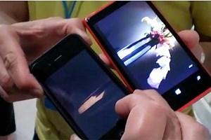 Fotowettbewerb: Das Lumia 920 im Vergleich mit dem iPhone 4S-