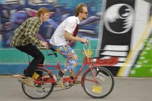 Allen Aspekten, die stilsicheres, urbanes Radfahren ausmachen, widmet sich das Radku.lt-Festival.
