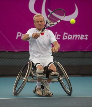 Der Tiroler Martin Legner (50) hat bereits hunderte Turniere gewonnen. Eine Medaille bei den Paralympics hingegen blieb ihm versagt. In seinem Sport gibt es keine Unterteilung nach dem Grad der Behinderung.