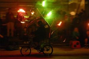 Alec Hager von der IGF sieht die Wiener Bike Community als eine der lebendigsten in Europa.