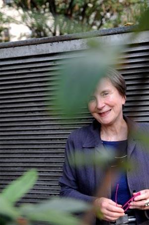 Es muss mehr Grün in die Städte, sagt Helga Fassbinder.