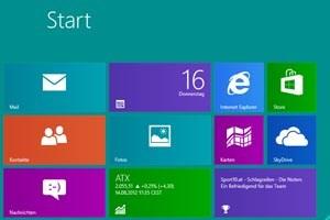 Windows 8: Internet Explorer 10 läuft mi veraltetem Flash-Plugin.