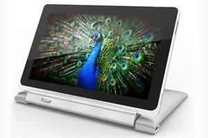 IFA-Neuheit: Das Iconia Tab W510 mit Windows 8.
