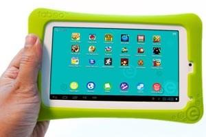 Ab 21. Oktober erhältlich: Das Tabeo-Tablet für Kinder.