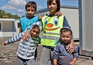 """Die meisten Roma in Serbien gelten als """"legally invisible"""". Vor allem Kinder sind zusätzlich von Menschenhandel betroffen."""