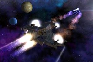 Freelancer: Roberts' letztes Spiel erschien, mit zwei Jahren Verspätung, 2003.