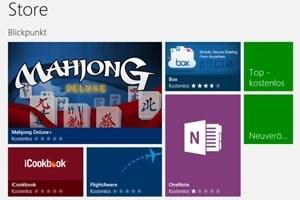 Der Windows 8-Store wurde nun auf zahlreiche weitere Länder ausgeweitet.