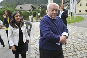 """Vizebürgermeisterin Vassilakou und Bürgermeister Häupl geht es in der Koalition """"ausgezeichnet""""."""