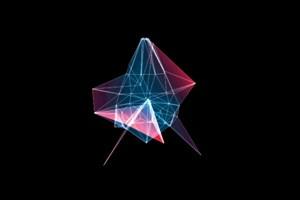 """Im Film """"Osmosis"""" zeigt Designer Arik Levy Momente aus dem Rapid Prototyping. Man soll dabei den Ortswechsel von Partikeln besser verstehen lernen."""
