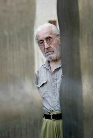 """Joannis Avramidis zählt zu den wichtigen europäischen Bildhauern: """"Das Abstrakte wurde zur Genüge vorexerziert."""""""