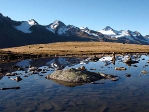 Gletscher spielen, vor allemdurch den weltweiten Rückgang der Eismassen, einewichtige Rolle im globalen Kohlenstoffkreislauf, konnten die Forscher der Uni Wien zeigen.